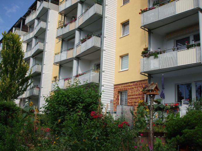 Klein aber fein! Die eigene 4-Raum-Wohnungen in Markersdorf