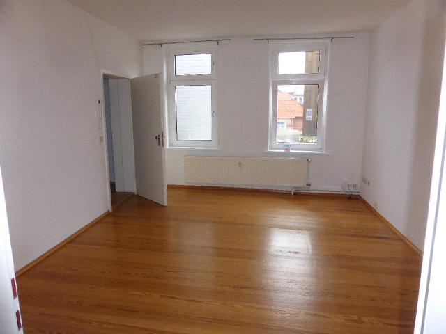 Helle 3-Zimmer-Wohnung in Stader Innenstadt