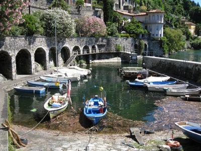 Italien Lago Maggiore: Cannero Riviera - die Perle des Lago Maggiores - Geschmackvolle 2-Zimmer-FW