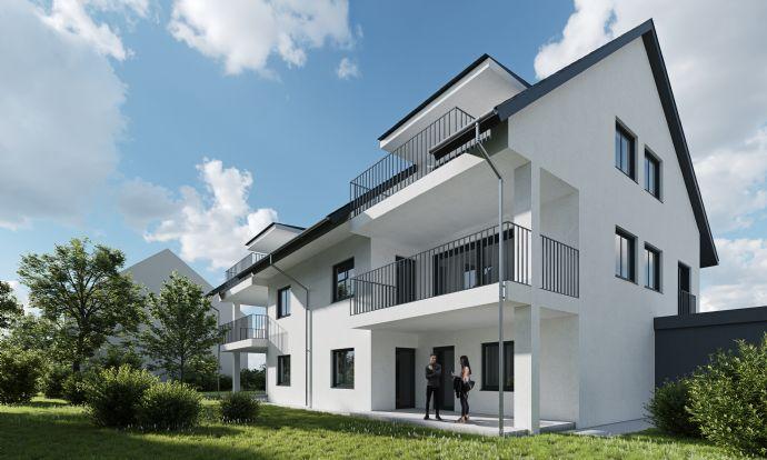 5-Zimmer-Wohnung mit großzügiger Gartenfläche im Erdgeschoss