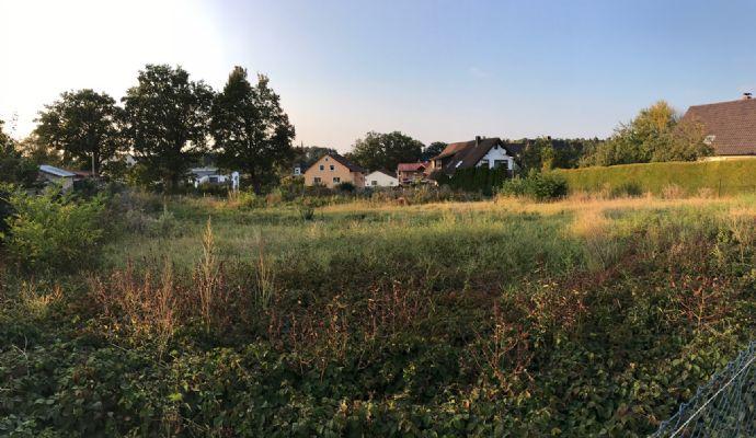 Provisionsfrei: 2 Grundstücke mit BV Doppelhaus ca. 390 qm bzw. ca. 500 qm
