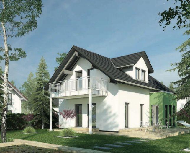 OKAL Haus - Kompaktes Einfamilienhaus mit vier Zimmern
