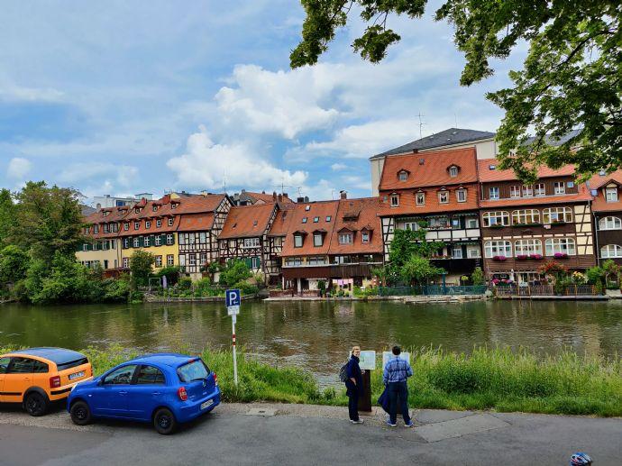 Renoviertes Einzeldenkmal am Regnitzufer - Top Lage