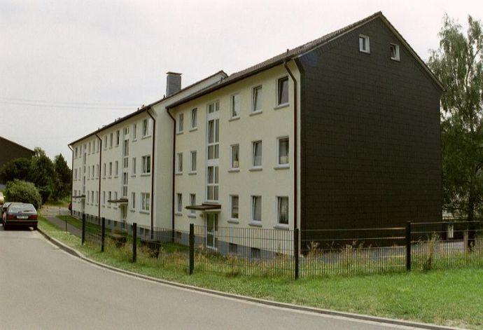 Große 2-Zimmer-Wohnung, Nähe Gummersbach mit Balkon!