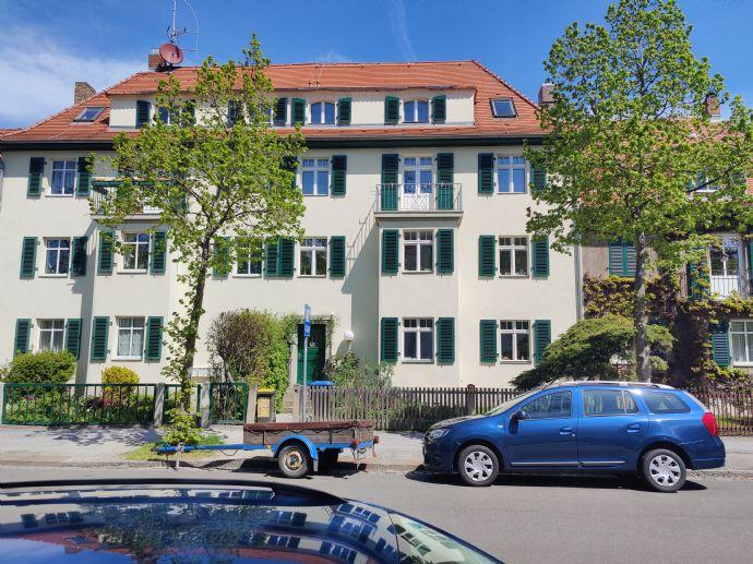 3 Zimmer Wohnung in Dresden (Trachau)