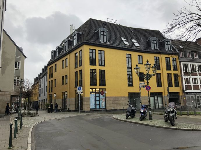 Mühlengasse - Ecke - Ritterstraße