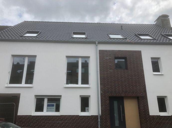 Erstbezug in eine barrierefreie Neubau-Erdgeschoss-Wohnung in ruhiger Lage von Mönchengladbach