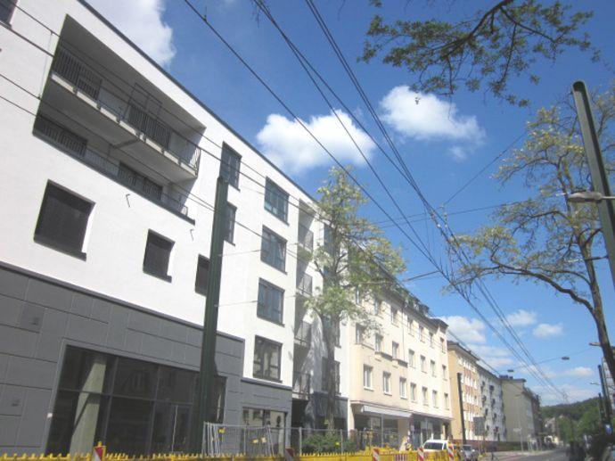 Düsseldorf - Rath Luxuriös sanierter 2-Zimmer –Traum in Schwarz-weiß