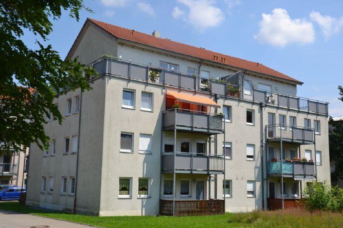 2 Raum WE mit Balkon - Am Klinkenplatz in Bretnig