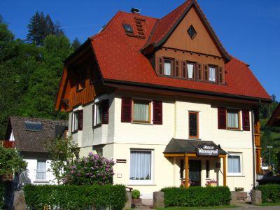 Appartementhaus Wiesengrund - Ferienwohnung 4
