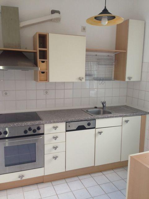 3 Zi-Wohnung in Stuttgart Ost, vollmöbliert.