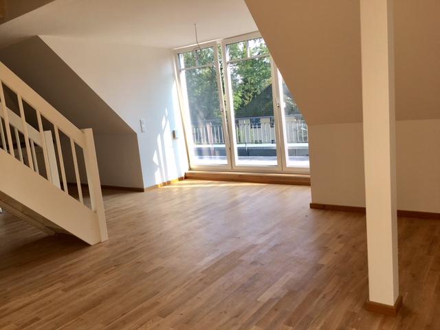 Galeriewohnung auf 2 Ebenen mit Sonnenterrasse