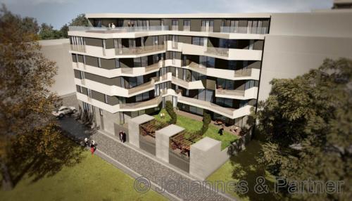 moderne und hochwertige 3 Zimmer-Wohnung im Herzen von Dresden