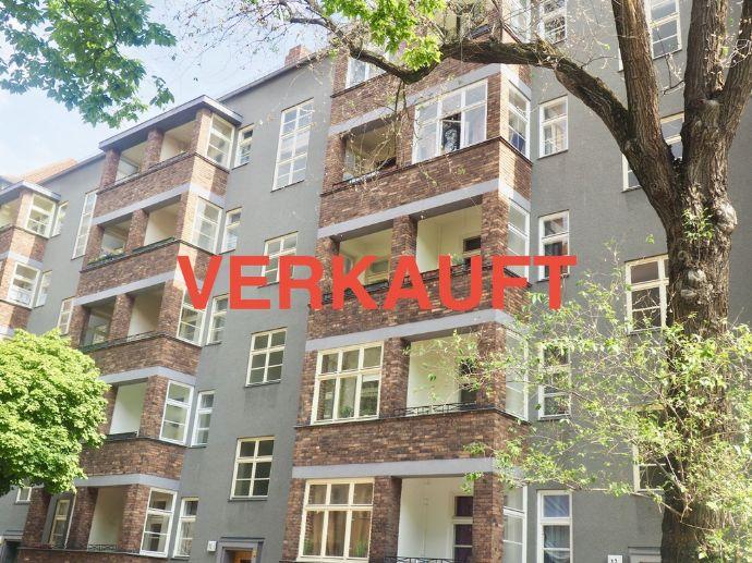 ***vermietete Eigentumswohnung 3.OG / Loggia im durchgrünten zentral gelegenem