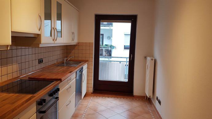 Schöne 2-Zimmer-Wohnung sucht Sie