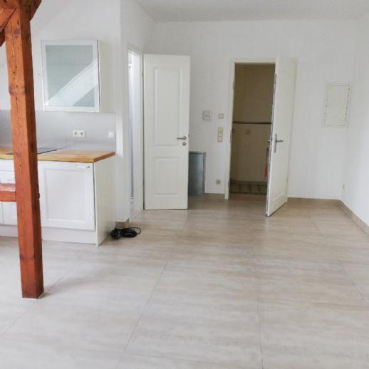 1 5-Raum-Wohnung in energetisch saniertem