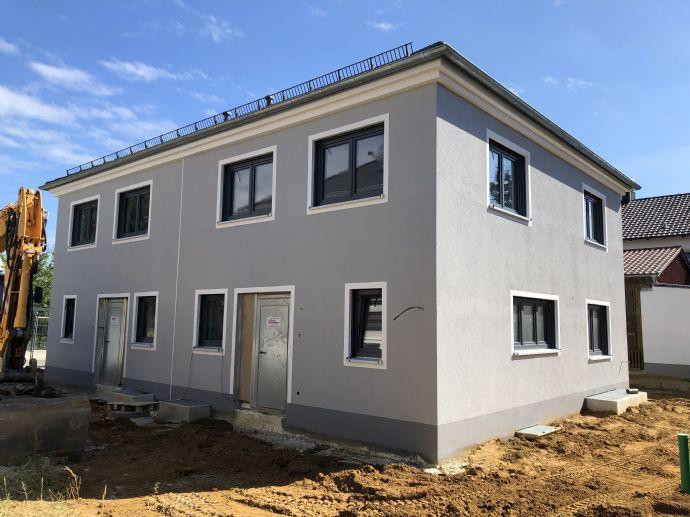 NEUBAU Doppelhaushälfte in Gachenbach zu verkaufen!