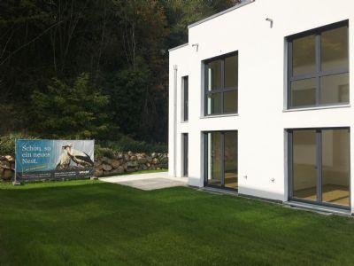 CUBE Doppelhaus mit eigenem Garten