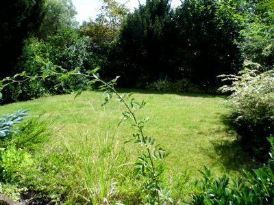 Uneinsehbarer Garten