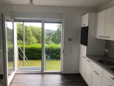 Traumhafte & zentrale 2-Zimmer-Wohnung mit Garten in Lüdenscheid zu vermieten