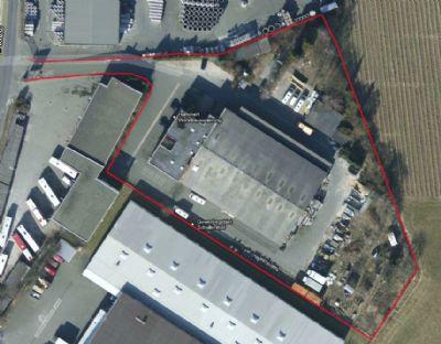 Schallershof Luftaufnahme