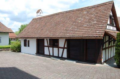 Denkmalgeschütztes Backhaus