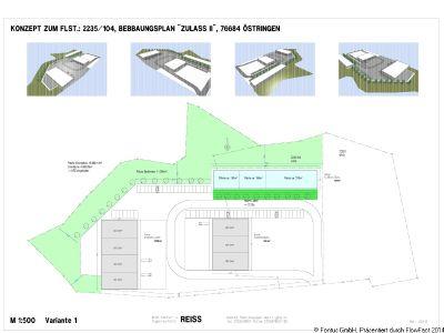 Neubau Hallen für Logistik oder Produktion in Top-Lage! +++ provisionsfrei +++