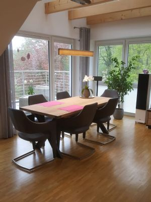 Maisonette Wohnung mit Balkonterrasse in Bestlage