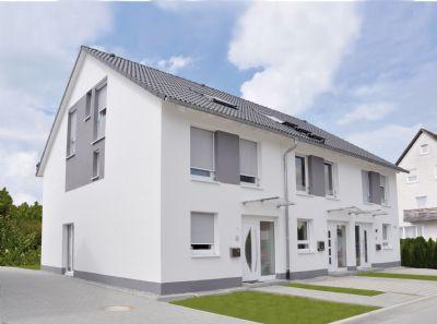 reihenhaus statt wohnung neubau von reihenh usern mit 136. Black Bedroom Furniture Sets. Home Design Ideas