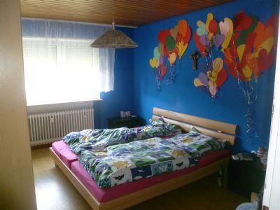 Schlafzimmer - DG