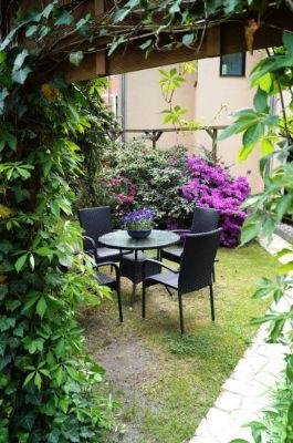 Garten mit Sitzplatz,