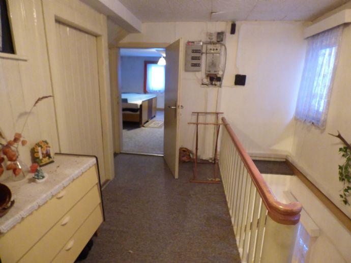Wohnhaus Mit Nebenglass Und Garage In Lössau Sucht Neue Bewohner  Einfamilienhaus Schleiz (2FULU44)