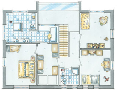 Dachgeschoss Trendline 1
