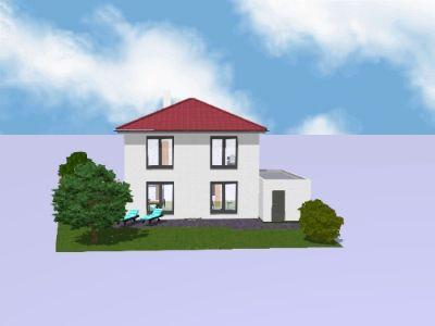 einfamilienhaus stadtvilla enev 2016 auf ihrem grundst ck einfamilienhaus wei enburg 2zr7h3r. Black Bedroom Furniture Sets. Home Design Ideas