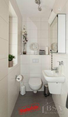 Beispiel für Ihr Gäste WC im Bungalow