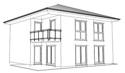 stadthaus mit traumhaftem blick in die berge stadthaus seesen 2a2964u. Black Bedroom Furniture Sets. Home Design Ideas