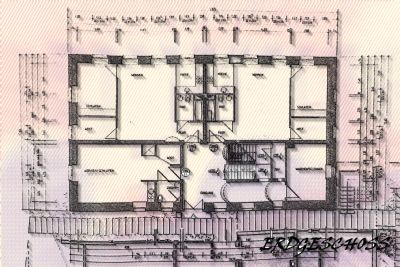 Planung zur Bauanzeige 97: EG