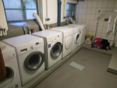 Wasch-/Trockenraum