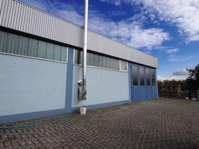 Wohn-und Geschäftshaus - mit Einfahrt Garage