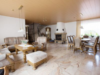 Wohnhaus - Wohnzimmer