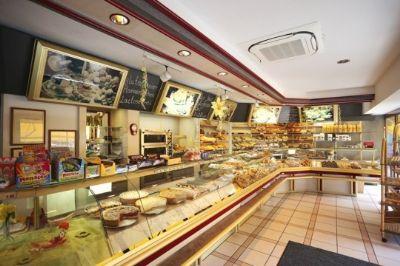 Bäckerei - Verkaufsraum