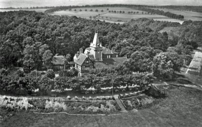 Alte Luftaufnahme