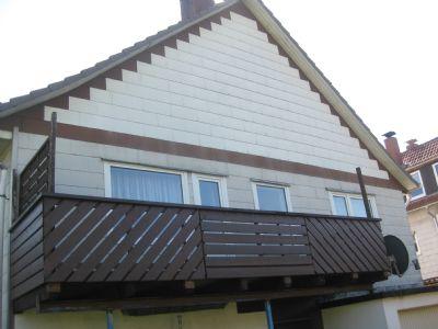 Bild 3 Westseite mit Balkon
