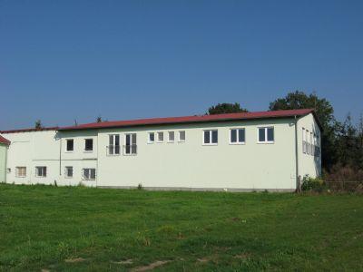 Rückansicht Bürogebäude I