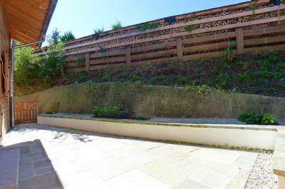 Ansicht der Terrasse 2