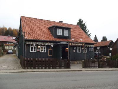 Gasthaus Eingang