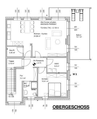 reserviert traumhaft moderne eigentumswohnung ber 2 ebenen wohnung rheine 2mbww4x. Black Bedroom Furniture Sets. Home Design Ideas