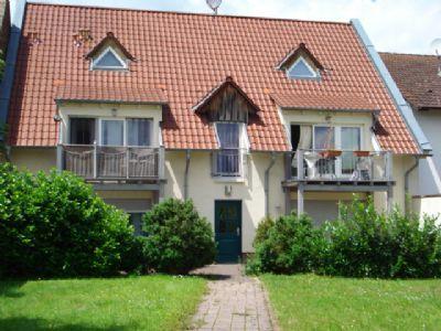 4-Fam.-Wohnhaus - Gartenseite