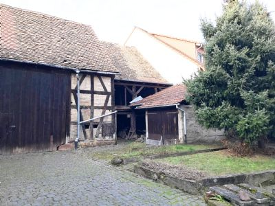 Charmante Hofreite in Roßdorf