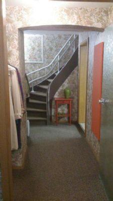 Diele, Treppenlift
